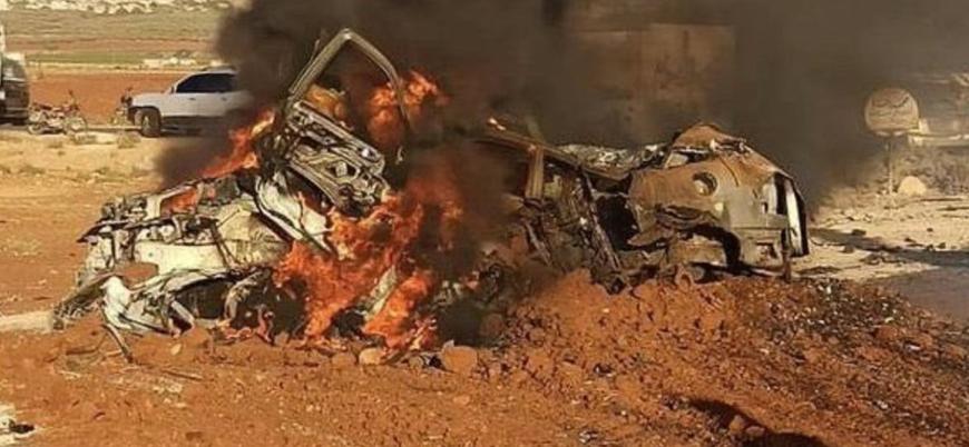 CENTCOM: İdlib'de Suriye El Kaidesi'ni vurduk