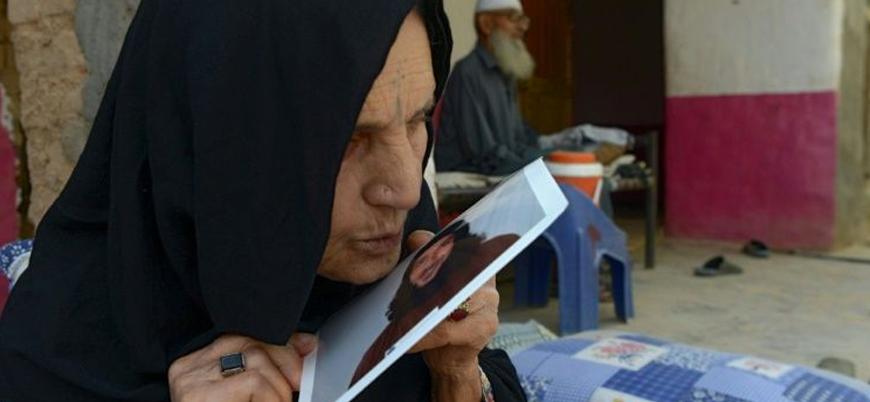 Afgan anne 13 yıldır Guantanamo'daki oğlunun yolunu gözlüyor