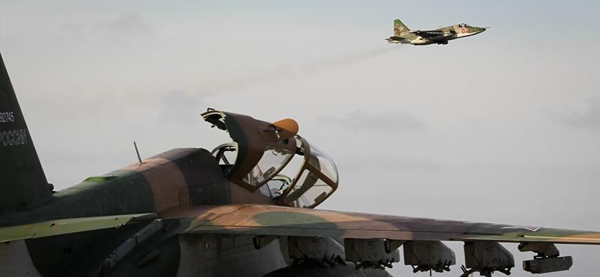 Azerbaycan Ermenistan'a ait bir Su-25 savaş uçağını düşürdü