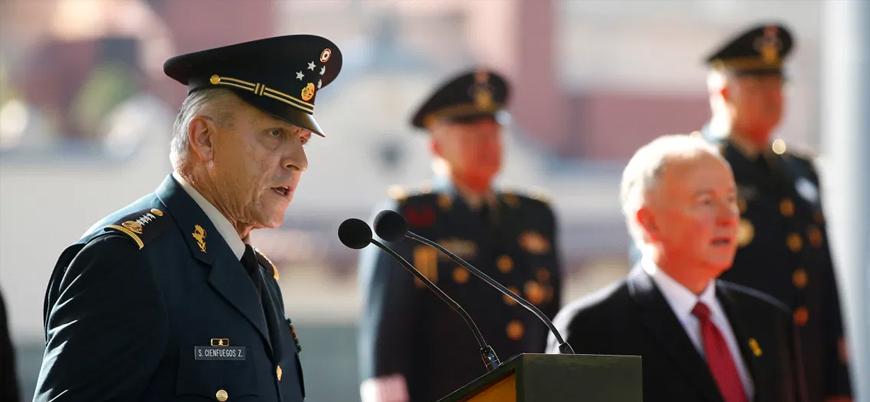 Meksika'nin eski Savunma Bakanı ABD'de uyuşturucu kaçakçılığından yargılanıyor