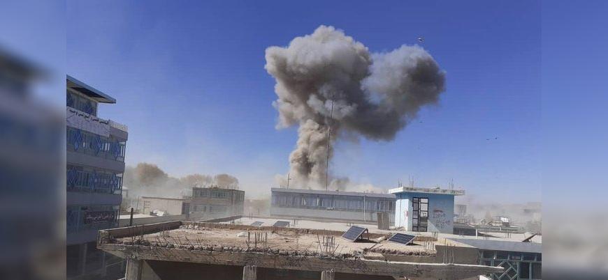 Afganistan'ın Gur ilinde bombalı saldırı