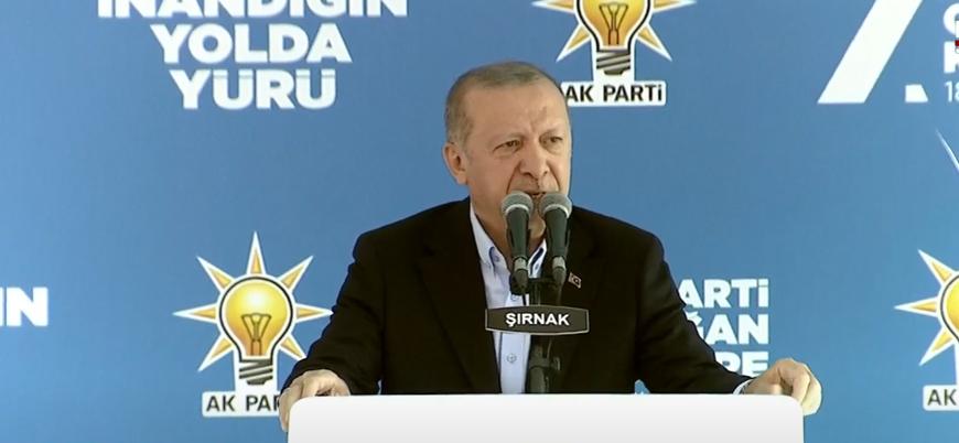 Erdoğan: ABD, Rusya ve Fransa Ermenistan'ı silahlandırıyor
