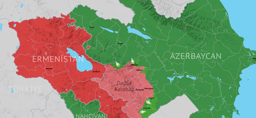 Dağlık Karabağ hattında son durum