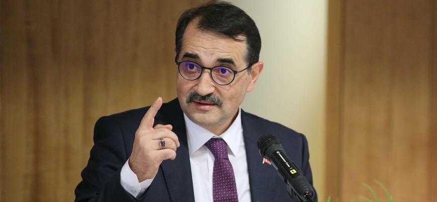 Enerji Bakanı Dönmez: Bu yıl dünyadaki en büyük doğalgaz keşfini açıkladık