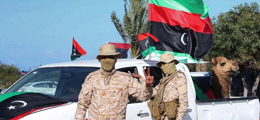 Libya'da çatışan taraflar Cenevre'de aynı masada