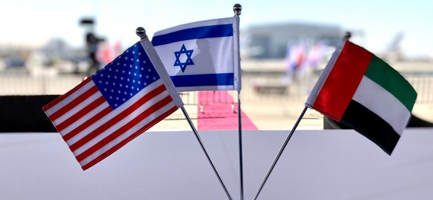 BAE'den İsrail'e ilk resmi ziyaret