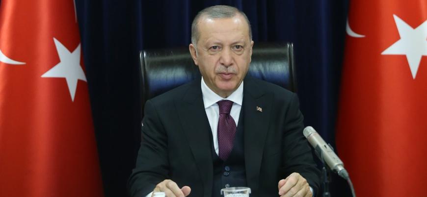 Erdoğan: Macron'un gayesi İslam ile hesaplaşmak