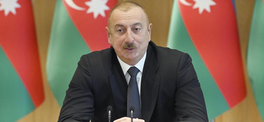 Aliyev: Ermenistan'ın 4 adet S-300 sistemini imha ettik