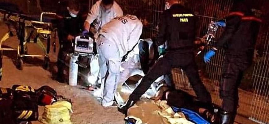 Paris'te Müslüman kadınlara bıçaklı saldırı