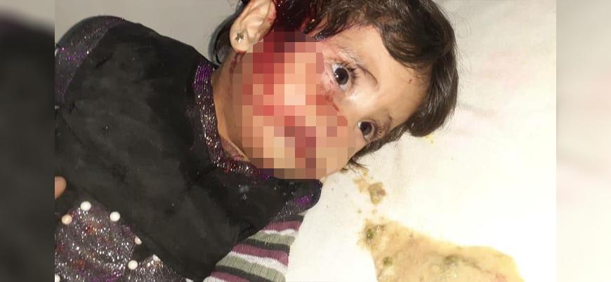 Rus uçakları İdlib'de sivilleri vurdu