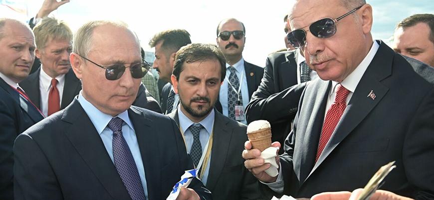 Putin: Erdoğan esnek bir politikacı, Rusya için güvenilir bir ortak