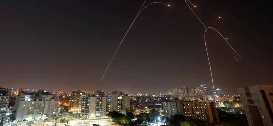 Hamas İsrail'e roket atanları tutukladı