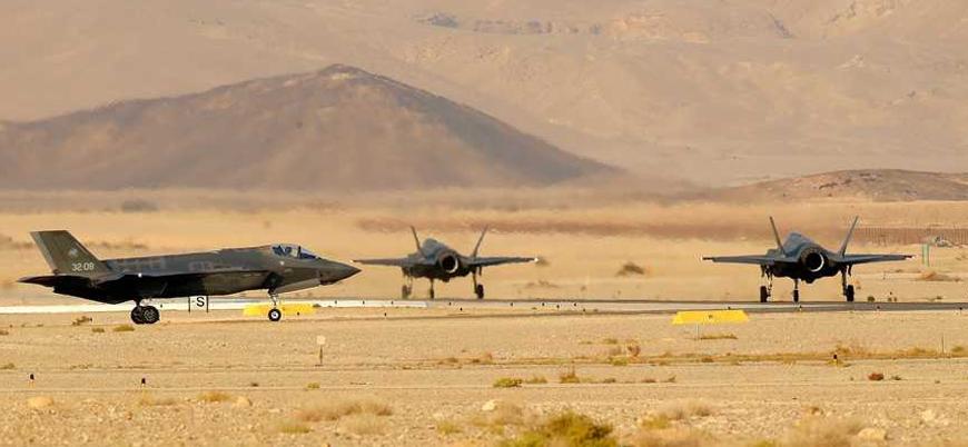 İsrail'den ABD'nin BAE'ye F-35 satışına onay