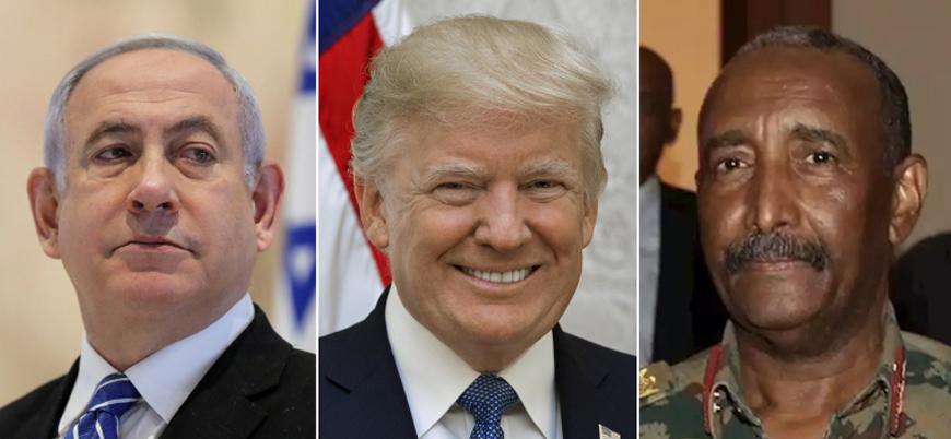 Trump: İsrail ile Sudan ilişkileri normalleştirme konusunda anlaştı