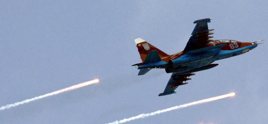 Azerbaycan: Ermenistan savaş uçağını düşürdük