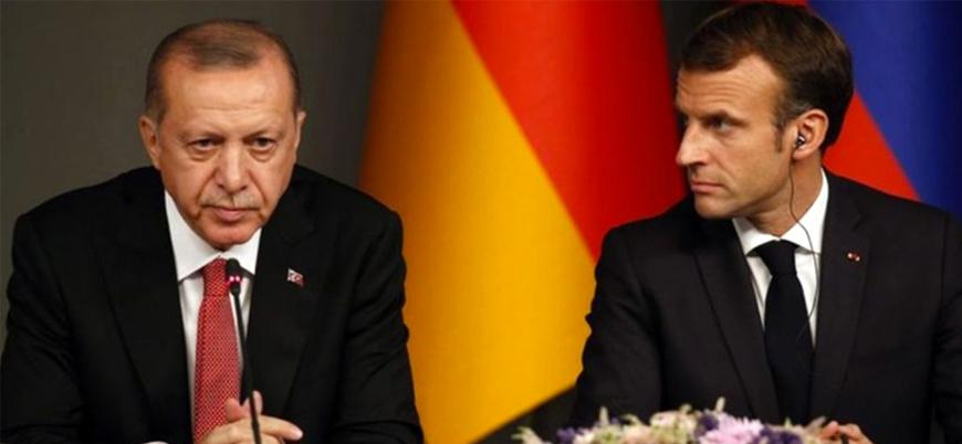 Türkiye ile Fransa arasında tansiyon yükseliyor