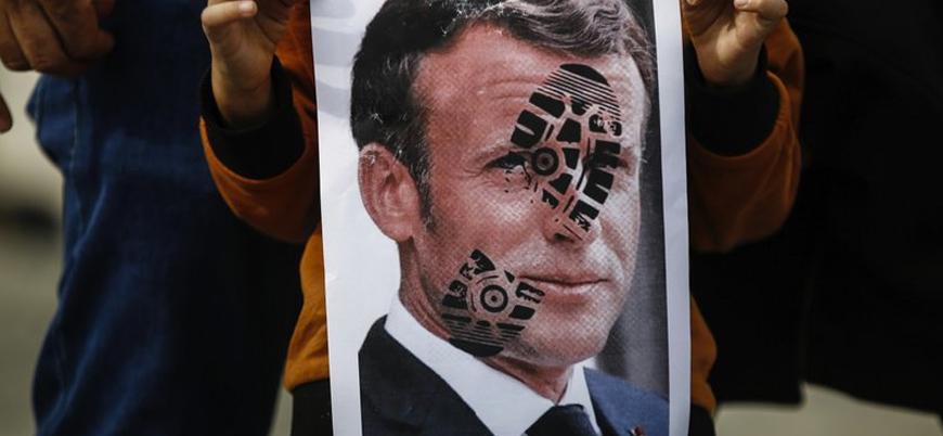 Fransa İslam dünyasının boykot çağrılarından rahatsız
