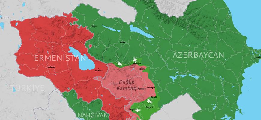 Dağlık Karabağ hattında son durum - 26 Ekim