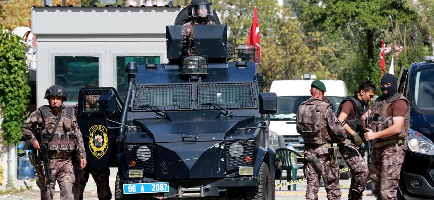 Ankara'da 'IŞİD' operasyonu: 18 gözaltı