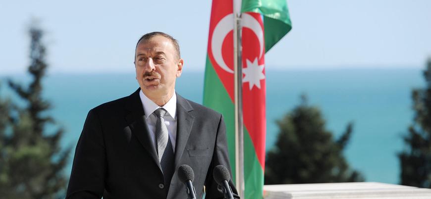 Aliyev: Dış müdahale olursa Türk F-16'ları kullanacağız