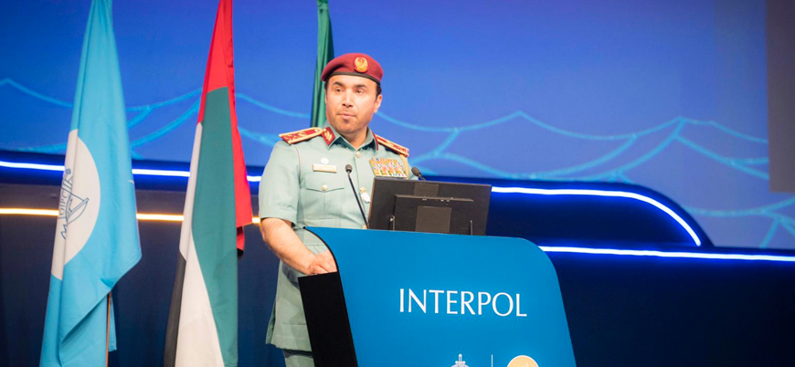 Interpol'ün başına BAE'li isim mi geçecek?