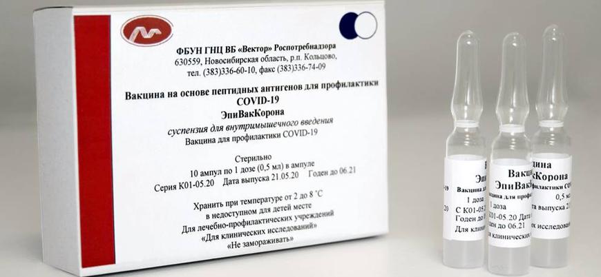 Rusya'da ikinci koronavirüs aşısının üretimine başlandı