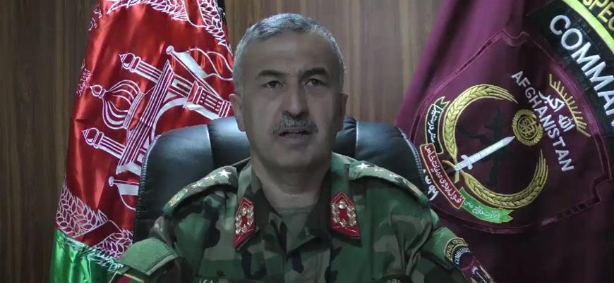 Kabil hükümeti Özel Kuvvetler Komutanı Taliban saldırısında ağır yaralandı