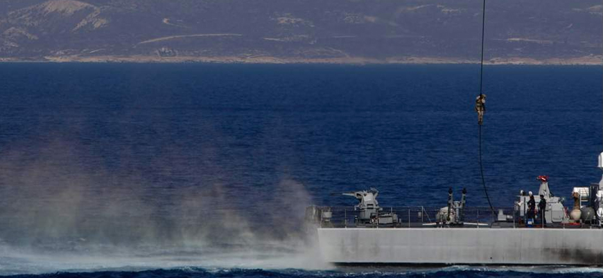 İngiltere ve Fransa'dan Kıbrıs'ta askeri tatbikat