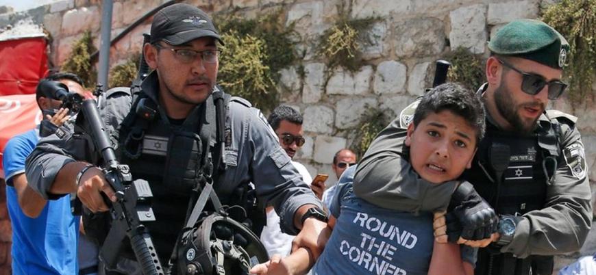 İsrail Kudüs'te baskınlara devam ediyor