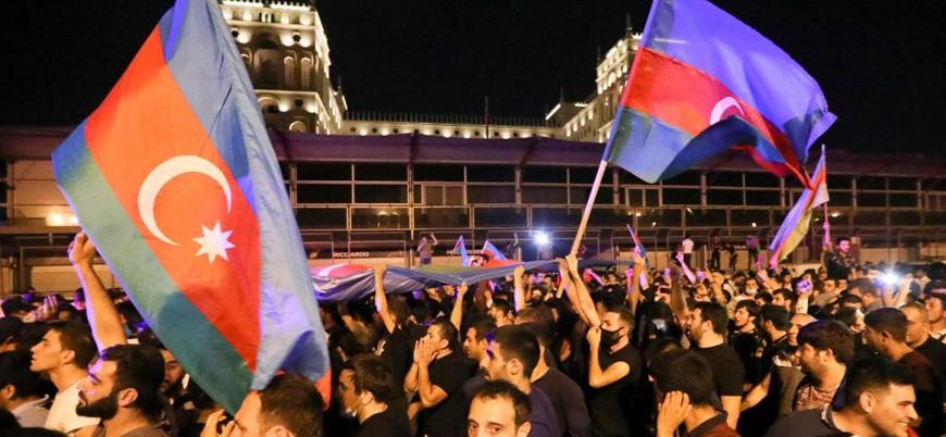 Aliyev: 13 köy daha Ermenistan'dan geri alındı