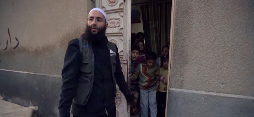 Fransa'nın baskı altına aldığı İslami hayır kurumunun lideri Türkiye'den sığınma talep etti