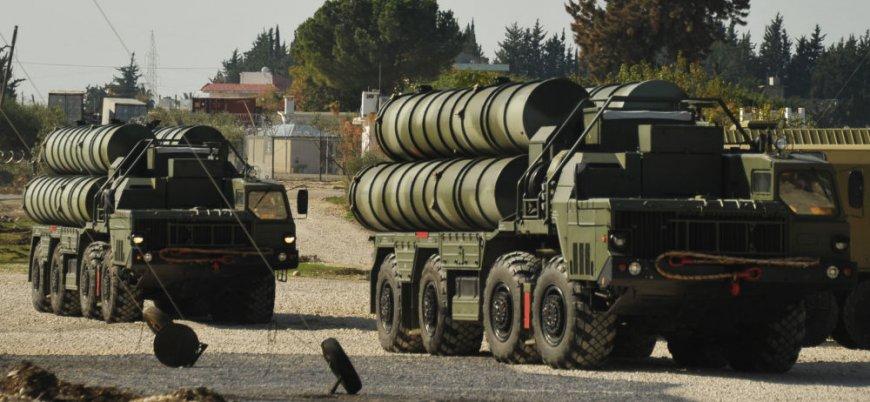 ABD'den Türkiye'ye S-400 uyarısı: 'Yaptırımlar masada'