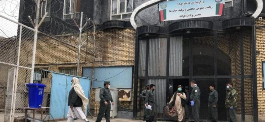 Afganistan'da cezaevinde isyan: 8 ölü