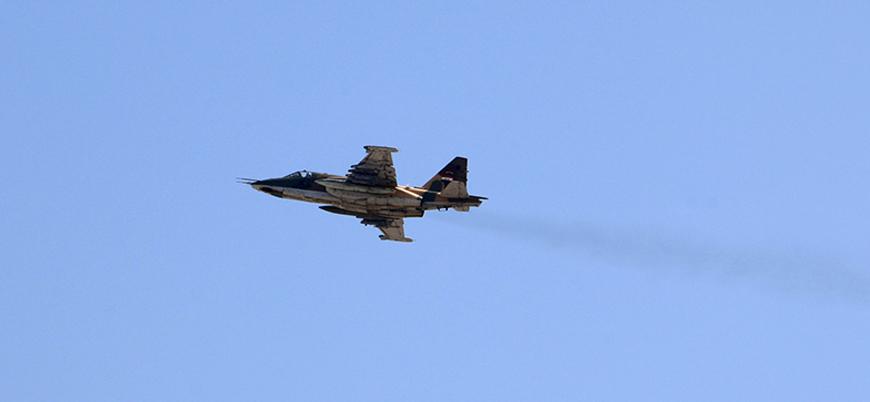 Azerbaycan: Ermenistan'a ait 2 adet Su-25 savaş uçağını düşürdük