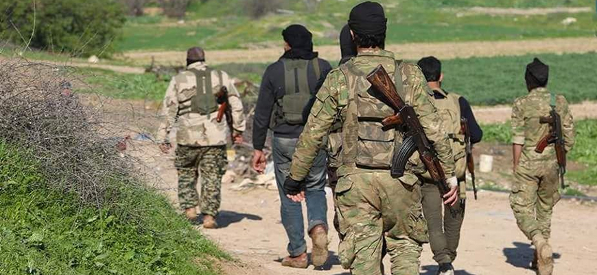 Doğu Guta'da Rus subaya suikast