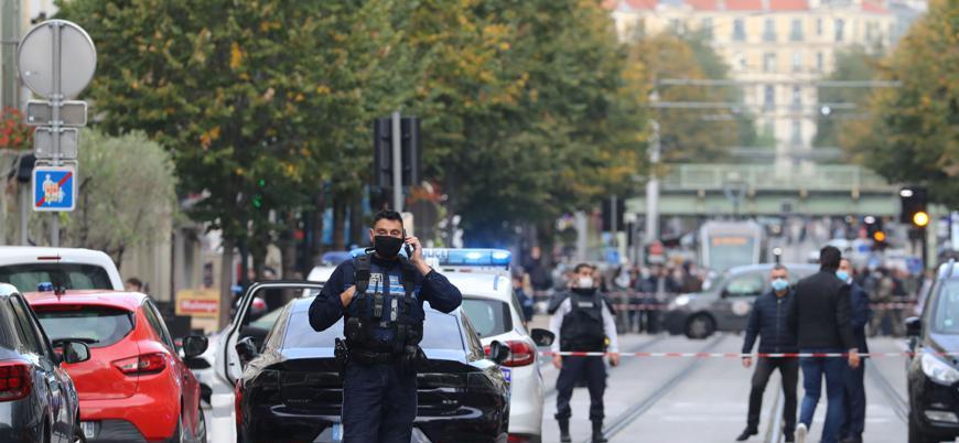 Dışişleri'nden Nice saldırısına kınama
