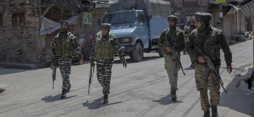 Keşmir'de Hint milliyetçisi parti üyelerine suikast