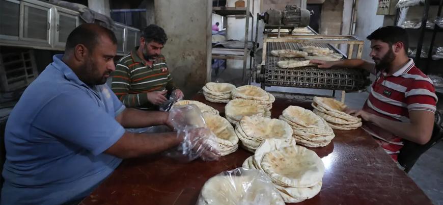 'Ekmek krizi' büyüyor: Esed rejiminden fiyatlara zam