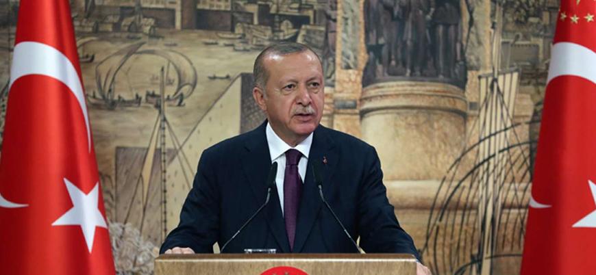 Erdoğan: Ekonomik kurtuluş savaşı veriyoruz
