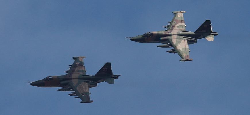 Azerbaycan, Ermenistan Su-25 savaş uçağını düşürdü