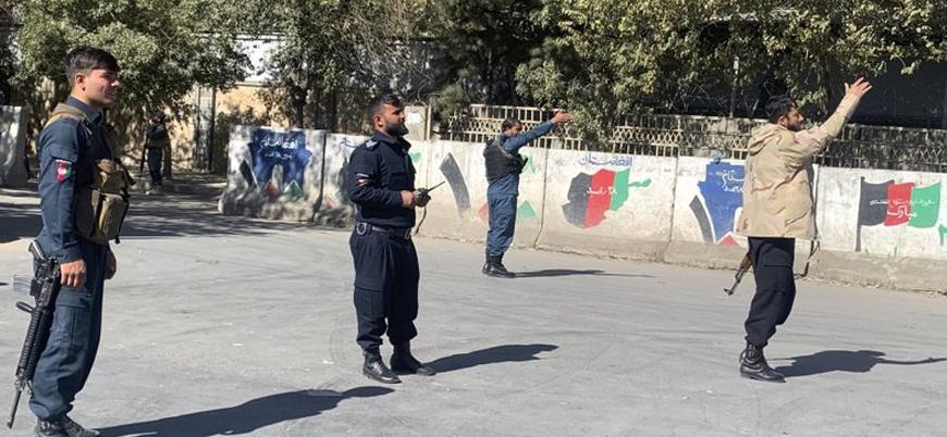 Afganistan'ın başkenti Kabil'de üniversiteye saldırı