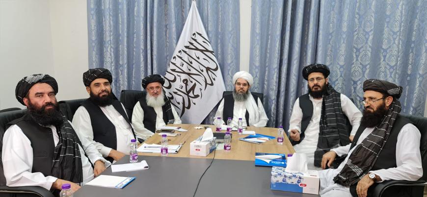 'Taliban Siyasi Heyeti Türkiye'yi ziyaret etti' iddiası