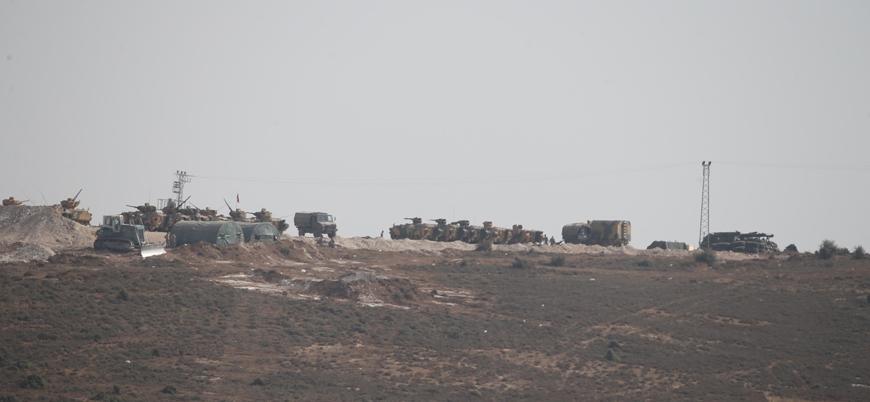 Esed rejimi İdlib'de TSK noktasına saldırdı