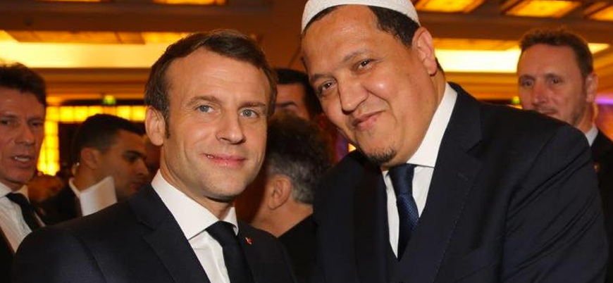 'Macron'un imamı': Siyasal İslam ümmetin kanseri