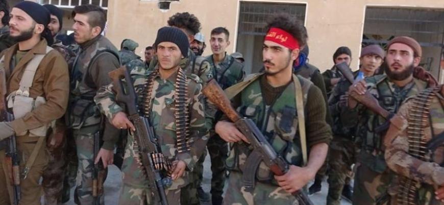 İranlı Şii milislerden Suriye'de sivil katliamı