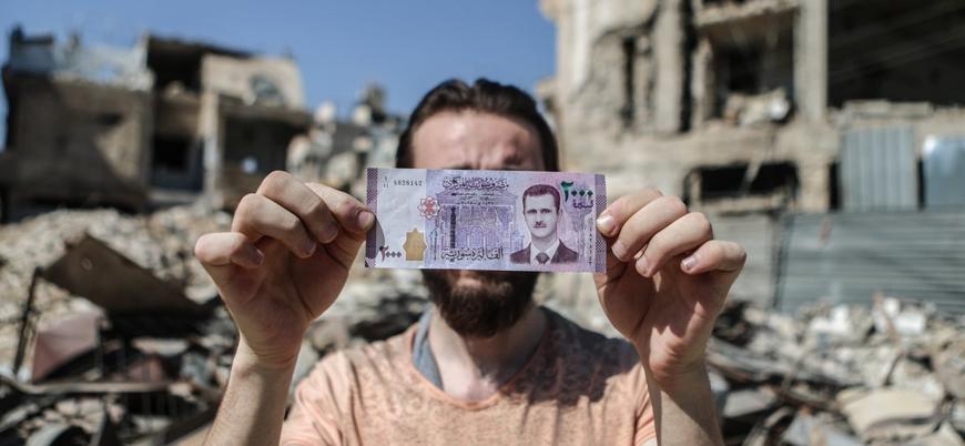 Beşar Esed ekonomik krizin faturasını Lübnan'a kesti