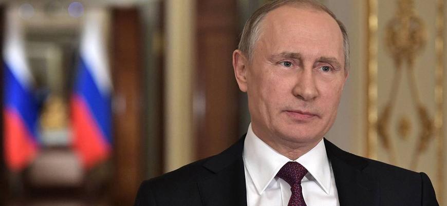 'Putin Parkinson nedeniyle görevi bırakıyor'