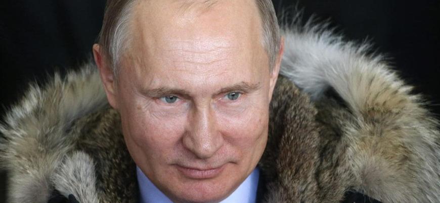Putin'e 'ömür boyu dokunulmazlık' zırhı