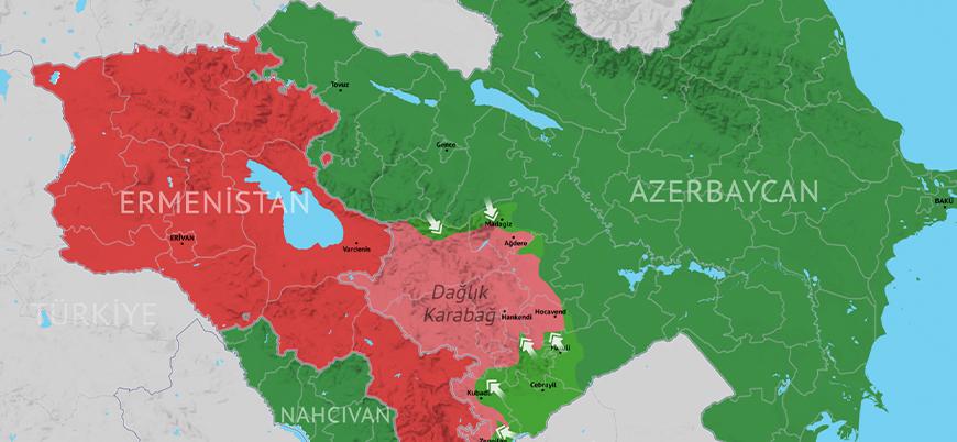 Dağlık Karabağ hattında son durum - 7 Kasım