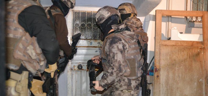 Adana'da 'IŞİD' operasyonu: 19 gözaltı